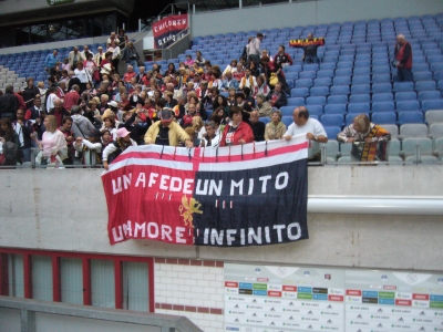 Genoa in the Arena.