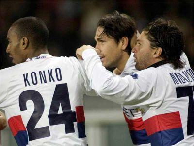 Borriello scored his 7th goal of the season