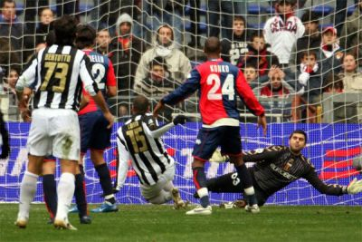 the second goal of Siena