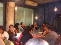 diner 10 years Genoa Club Amsterdam