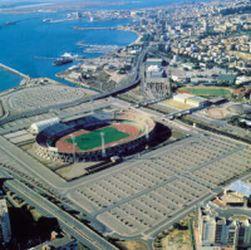 Stadio Sant'Elia in Cagliari