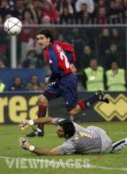 Ivan Juric scores against Juventus