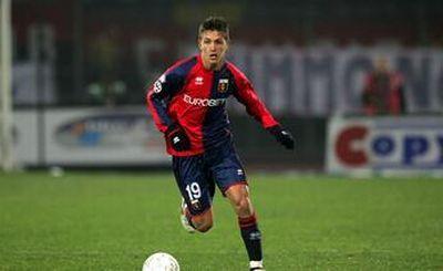 Domenico Criscito Italian international below 21 years