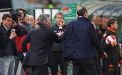 Gentleman Gian Piero Gasperini asks justice of referee Banti