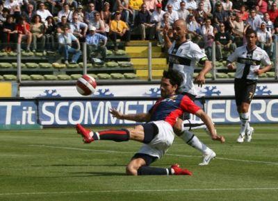 Marco Borriello close to his 20th goal