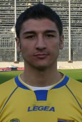 Salvatore Bocchetti, 21 years old Defender of the Olympic team of Italy