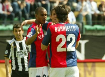Konko and Borriello 2 of the best of the season 2007-2008