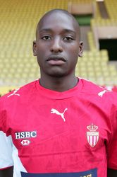 Steve Pinau, 20 years old French striker