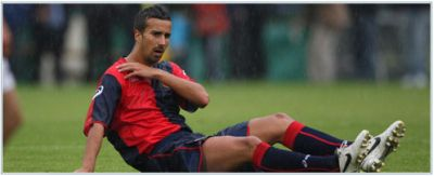 Davide di Gennaro, 20 years old striker that arrived from A.C. Milan