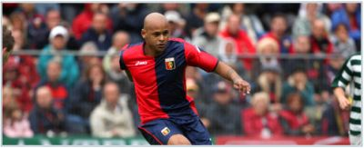 Rubén Olivera again scored twice agianst Acqui Terme