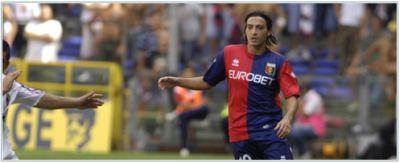 Midfielder Matteo Paro