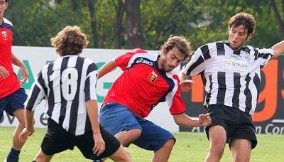 Andrea Gasbarroni against Lavagnese (9-2)