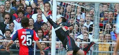 Rubinho saved the 3 points of Genoa just before the end