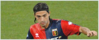 Matteo Paro is injured since Genoa-Napoli 27th february 2008