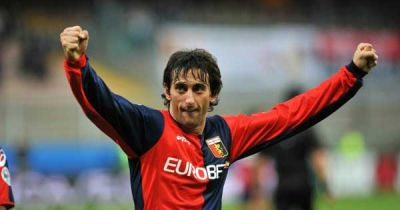 Diego Milito, topscorer in Serie A