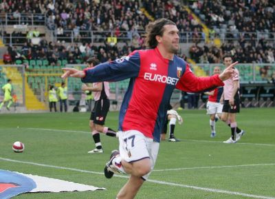 Omar Milanetto, Genoa Club Amsterdam Genoano of the year 2007-2008