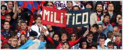 Genoa is mythical after the return of Diego Milito