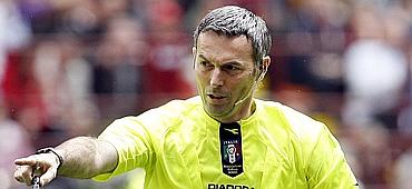 referee Farina, born in Genova, now living in Novi Ligure