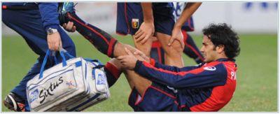 Rafaelle Palladino got injured against Atalanta
