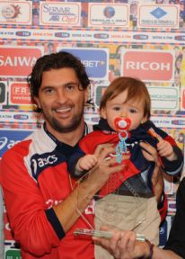Our youngest 11 months old member Pietro also was present