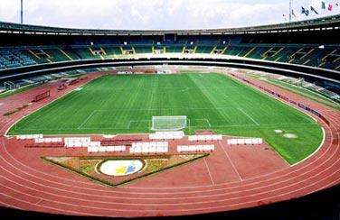 Bentegodi-stadium of Verona