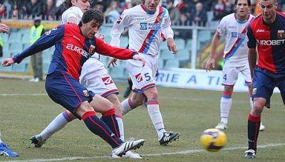 Diego scores against Catania