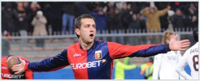 Bosko Jankovic scored again today, just as last week