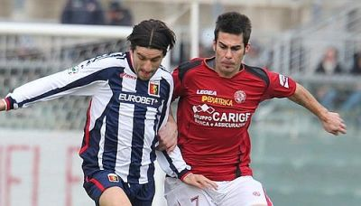Ivan Juric against Livorno, 06-01-2009