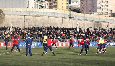 1.000 fans at 1st training on 2nd January 2009