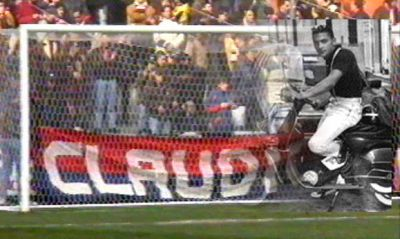 Vincenzo Claudio Spagnolo killed by Milan-fans at 29-01-1995