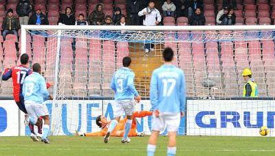 Bosko Jankovic scores the winning goal in the 69th minute