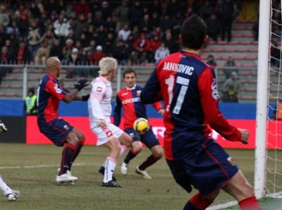 The goal of Criscito in the 88th minute