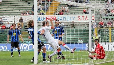 Mimmo Criscito scores the equalizer in the 90th minute