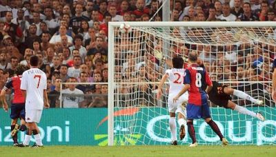 Alberto Zapater scored the equalizer with a great free-kick