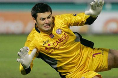 27 years old goalkeeper Marco Amelia