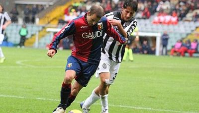 Rodrigo Palacio against Siena; our winger plays better every week