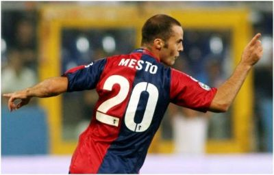 Giandomenico Mesto opened the score against Catania