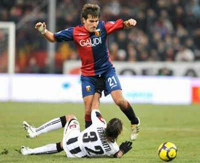 Alberto Zapater also against Udinese one of our best players