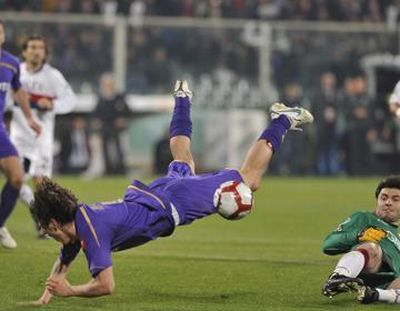 The dubious penalty of Fiorentina