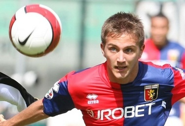 Mimmo Criscito our Genoano of the year