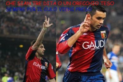 Diego Milito, Raffaele Palladino and tomorrow …..