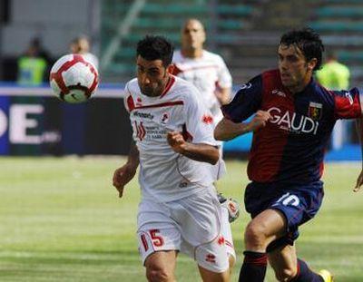 Raffaele Palladino against Bari