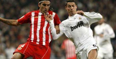Chico, Spanish defender, born 6th March 1987 in Cadiz