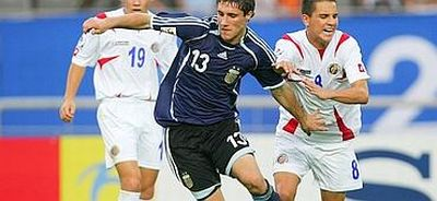 Franco Zuculini, only 19 years old but played already in Argentinian national team of Maradona
