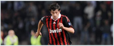 Kaladze our new experienced defender in the shirt of his old club: AC Milan
