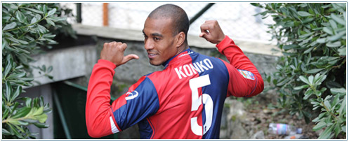 Abdoulay Konko returned with us after 2,5 years with Sevillia