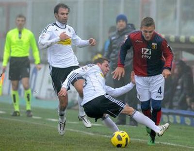 Our best player in Cesena: Mimmo Criscito