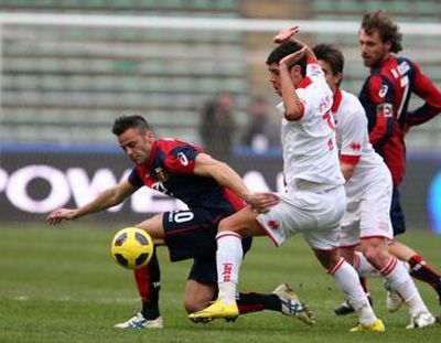 Mesto and Rossi against Bari