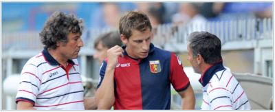 Valter Birsa probably will be for the first time in the line-up against Lecce