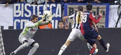 Andrea Caracciolo scores the equalizer: 2-2